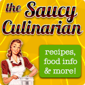 Saucy Culinarian recipes, food info...