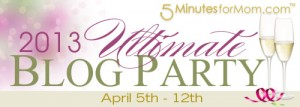 Come Along With Me to the Ultimate Blog Party 2013