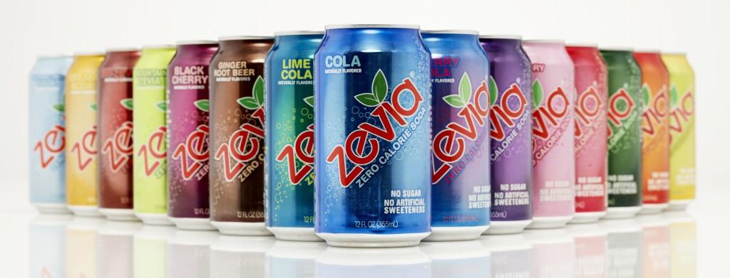 Healthier Soda - Zevia - Smarter Soda Made w Stevia - Once A Mom Always A Mom