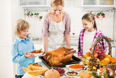 A Mom's Thanksgiving Survival Guide