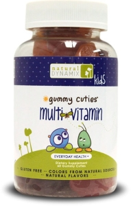 Childrens multi-vitamin supplement