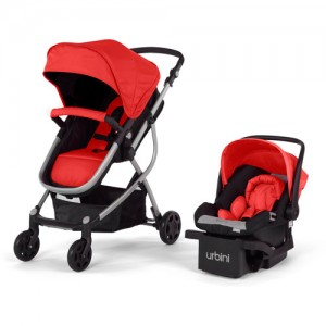 Attn: New Moms! Checkout The Urbini Omni 3-in-1 Travel System #MC